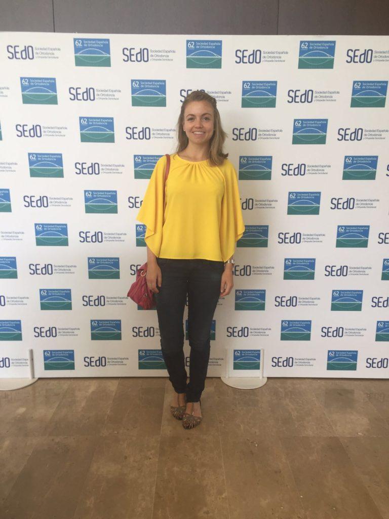 Dra. Raquel del Río ponente 62 edición de la SEO. Ortodoncia