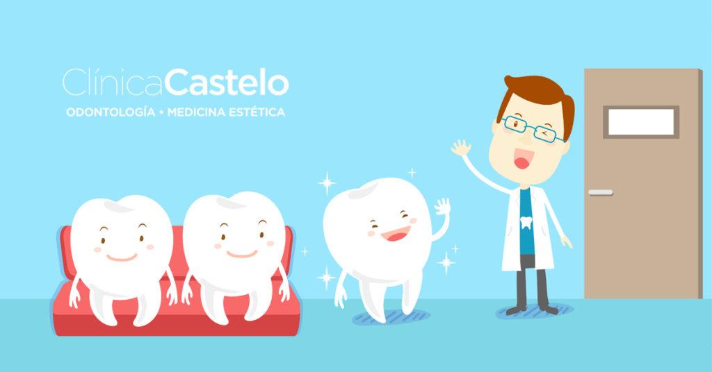 Blanqueamiento dental-clínica castelo