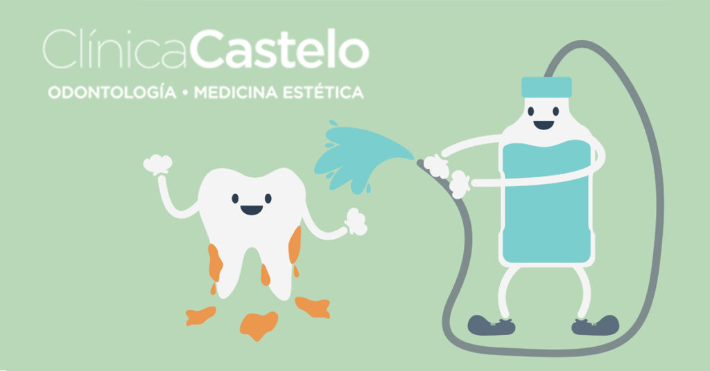 Limpieza dental - Clínica Castelo