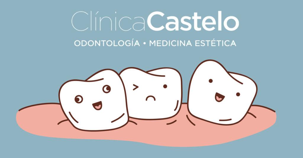Ortodoncia tradicional-Clínica Castelo