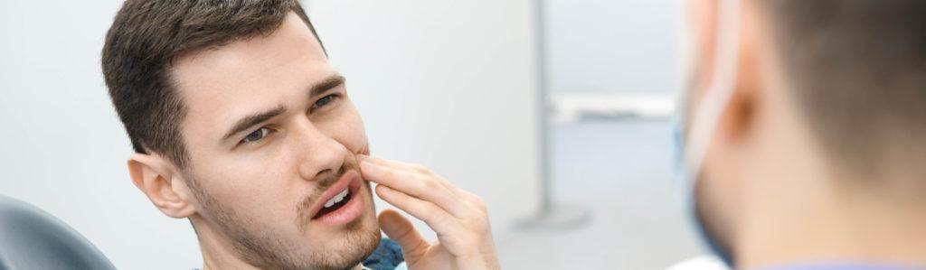 Urgencia dental en Madrid en Clínica Castelo