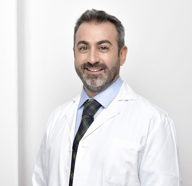 Doctor Marañon clínica Castelo dentista