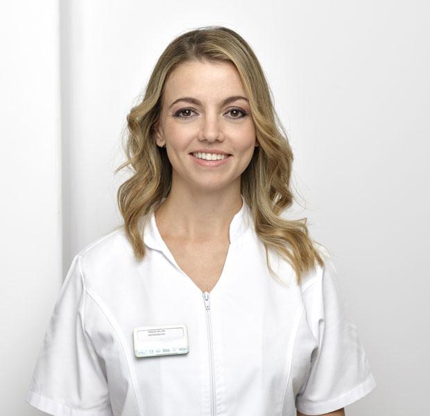 doctora Raquel del Rio clínica Castelo dentista