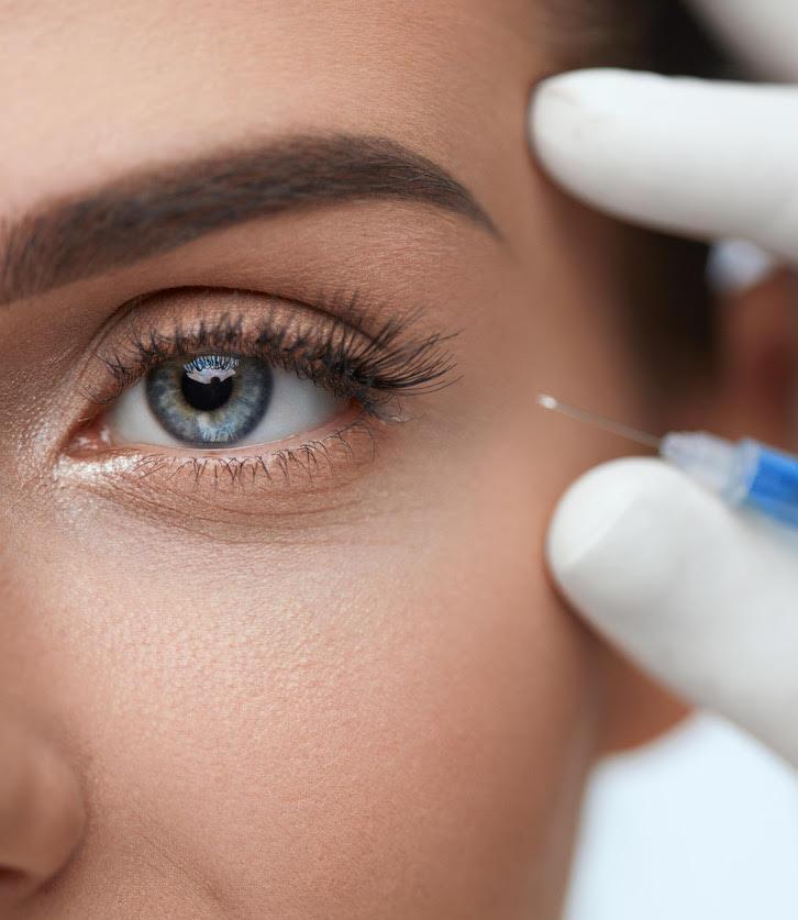 botox efectos clínica Castelo dentista