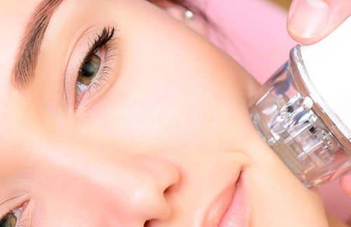 radiofrecuencia facial clínica Castelo dentista